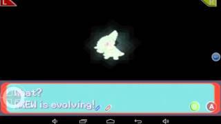pokemon axew s evolving