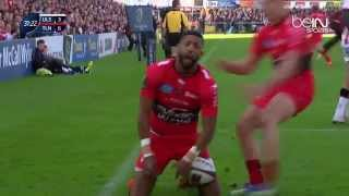 Ulster - RC Toulon (13 - 23) [European Rugby Champions Cup]