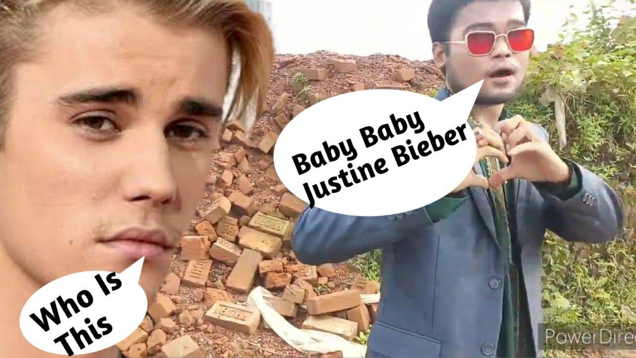 The Next Level Singing | Funny Desi Singer | Ft Justin Bieber Song