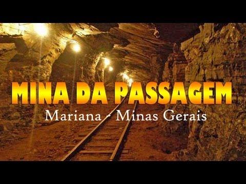 MINA DA PASSAGEM - MG