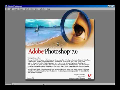 1 Adobe Photoshop 7 0 Tutorial   Introduction Of Adobe Photoshop Computer Tips And Triks Pro