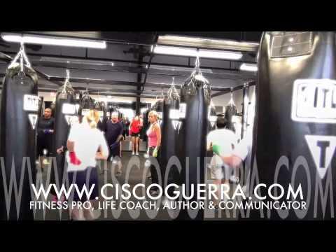 CISCO GUERRA-CGFITPRO BOXING & MMA FITNESS