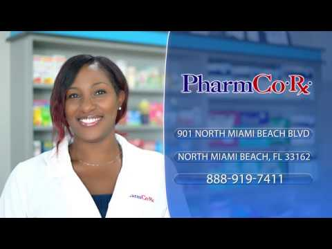 Welcome to PharmCo Rx Pharmacy
