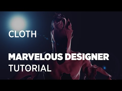 Marvelous Designer ve Cloth Dynamics Part I
