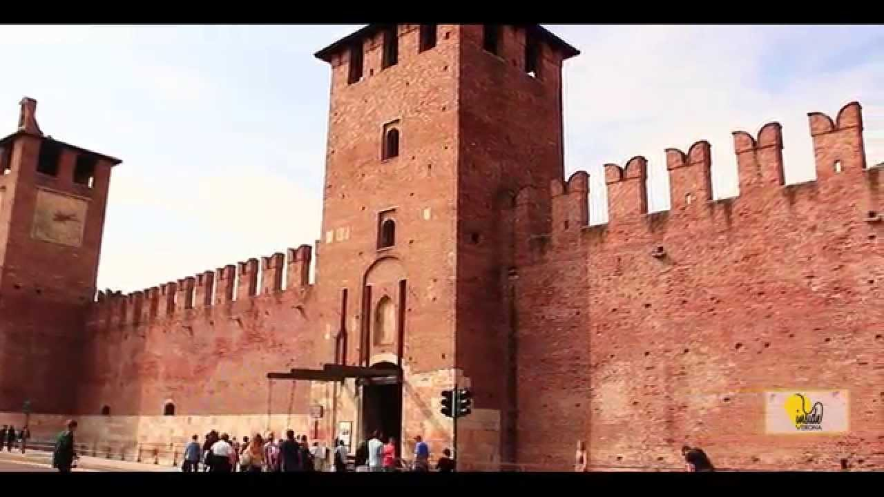 Castelvecchio Inside Verona YouTube