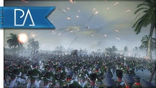 SOUND OF A THOUSAND HORSES - Napoleon Total War Gameplay