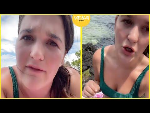Hawaii tourist claims angry mom pressured her to leave beach over bikini