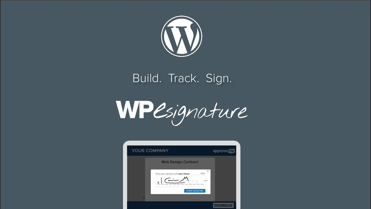 Gravity Forms Signature Add-On by WordPress eSignature / ApproveMe me