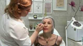 видео мастер перманентного макияжа
