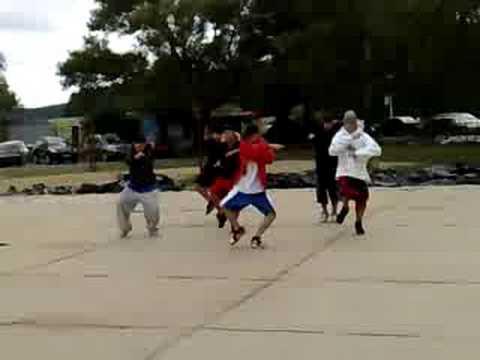 Misha Gabriel choreo , Off the wall , Street Dance Kemp Europe 2008