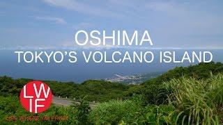 Tokyo's Volcano Island: Oshima