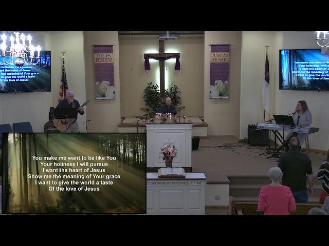 Calvary Baptist Church Sunday, 18. April, 2021
