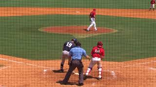 Jacksonville State Baseball Highlights - JSU 1, UT Martin 8 - May 13, 2018