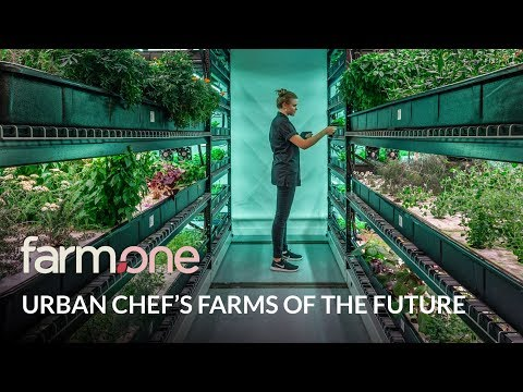Farm.One - Urban Chef's Farms of the Future