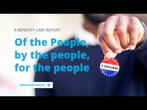Benevity Labs Report: Of the People, by the People, for the People