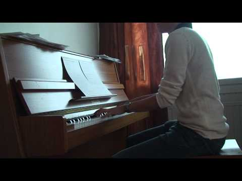 Bruce Springsteen - Thunder Road (Piano Cover HD)