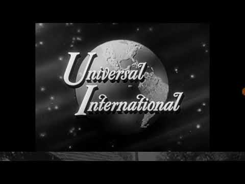 Universal International Logo - The Killers (1946)