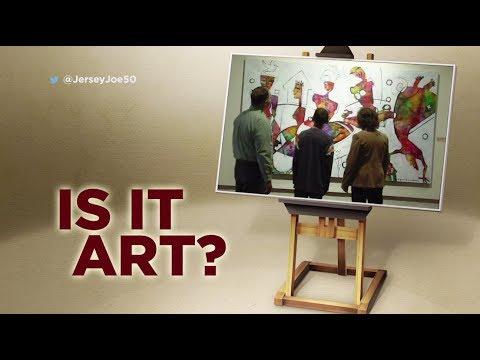 Is It Art? [Jersey Joe # 366]