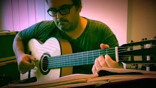 Cordoba F7 Flamenco guitar- Hungarian Dance No 5- Johannes Brahms