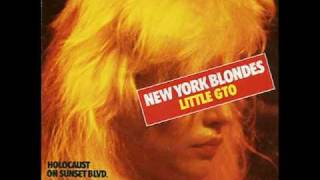 New York Blondes - Little GTO