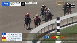 Gulfstream Park February 28, 2020 Race 2