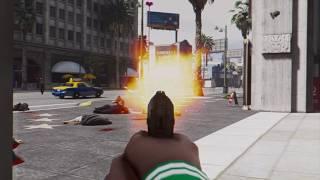 Grand Theft Auto V Weapon Sound Mod