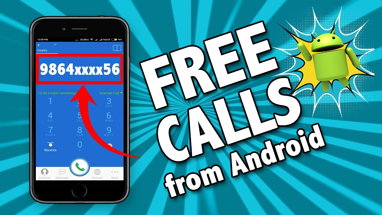 Free Phone Unlimited Minutes