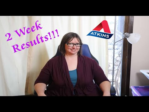 Atkins Diet Phase 1 Results:  2-Week Results On Atkins