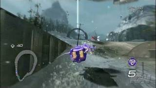 Fatal Inertia EX PlayStation 3 Gameplay - Wave Race (HD)