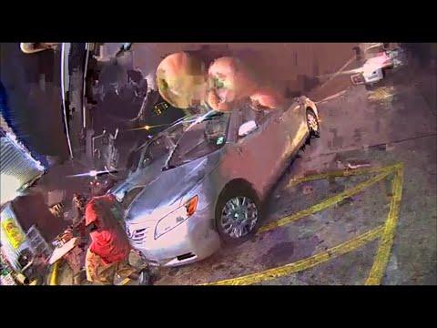 Bodycam Footage Shows Fatal La. Shooting