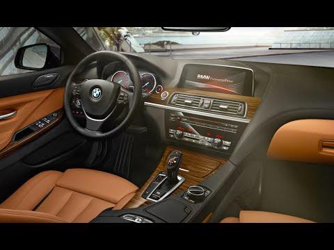 BMW 6 Series Gran Coupé INTERIOR 2015 New 650i F06 BMW Commercial CARJAM TV 4K 2015