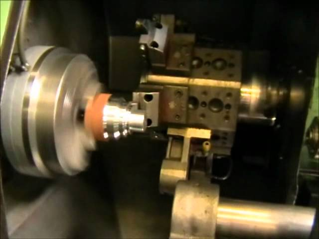 Mazak CNC Lathe Travel Video