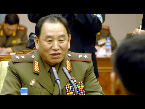 Kim Yong Chol meeting Secretary of State Mike Pompeo as hope remains for a U.S. summit with North…