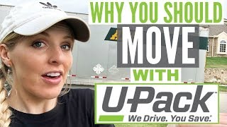 MOVING DAY! Why I Move With U-Pack EVERY TIME!