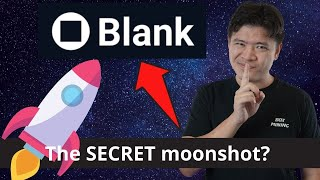 SECRET moonshot? The unspoken part of crypto that's going to EXPLODE: Blank Privacy Wallet