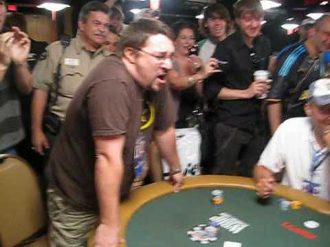 Rigged Hand @ WSOP 2010