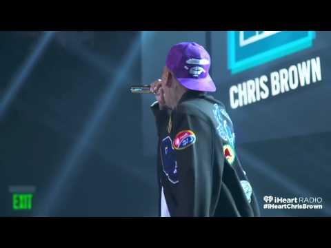 Chris Brown   Five More Hours iHeartRadio Live HD