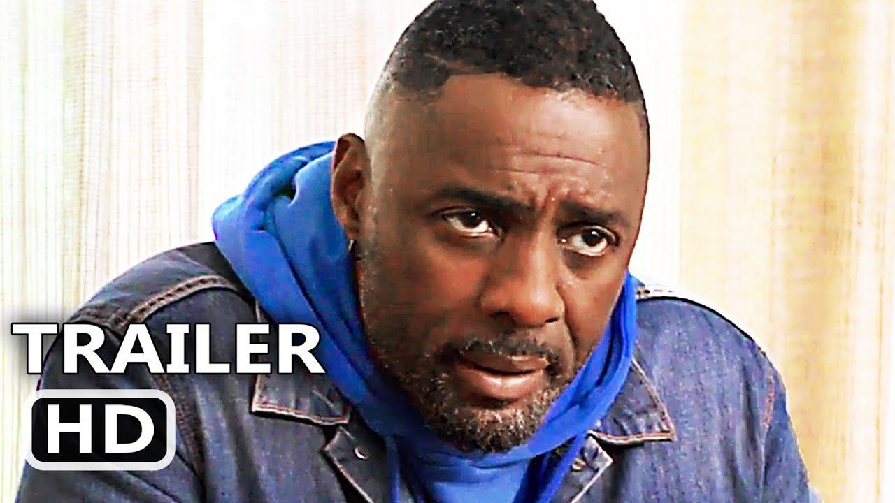 59364cd4377 TURN UP CHARLIE Official Trailer (2019) Idris Elba