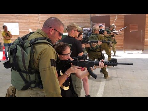 Thumbnail: Israeli firm offers 'anti-terrorism' adventure to tourists