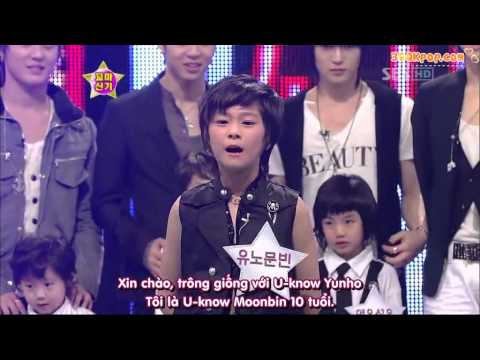 [ DBSK vietsub ] Star King 14 04 07 Ep 13 Special Part 2