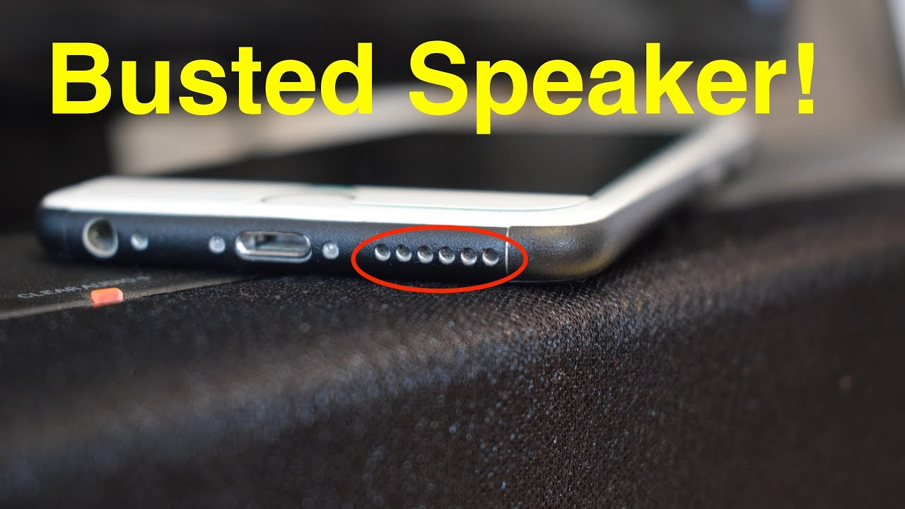How to fix muffled sound on iPhone - YouTube
