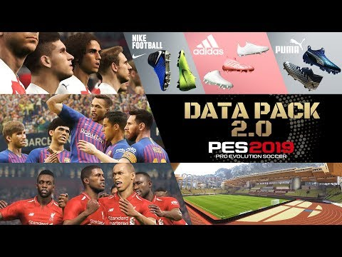 PES 2019 Data Pack 2 0 Available Now - Updated Player Faces