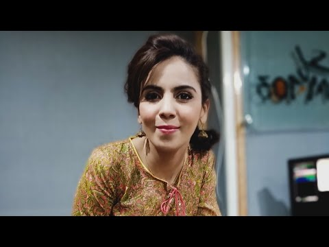 Meet The Lady Who Is Behind Mobile Voice Overs Farheen Malik