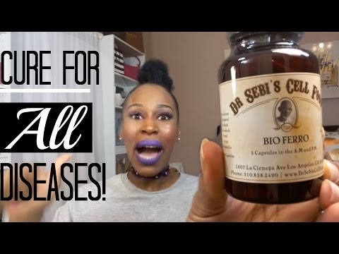 How to Use Dr Sebi Products to Get Healthy and Lose Weight | Black