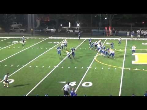Logan Middle Kickoff Return by David Early