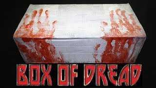 Opening: BOX OF DREAD February 2015 Horror Subscription Box thumbnail