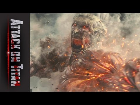 Attack on Titan, The Movies: Part 1 & 2 - Official Trailer