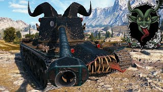 KRAMPUSVAGN - World of Tanks Gameplay