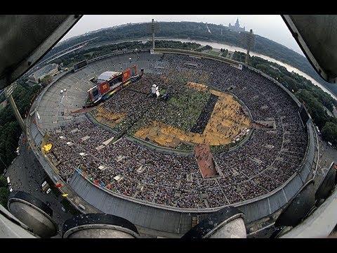 Mötley Crüe - Moscow, Soviet Union 1989-08-13