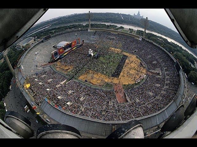 Mötley Crüe - Moscow, Soviet Union 1989-08-12 Moscow Music Peace Festival